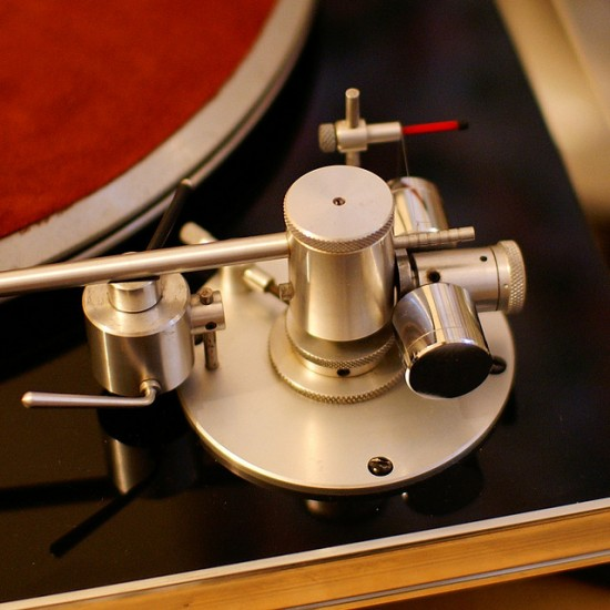 Transcriptor Hydraulic Ref 1 – Turntable