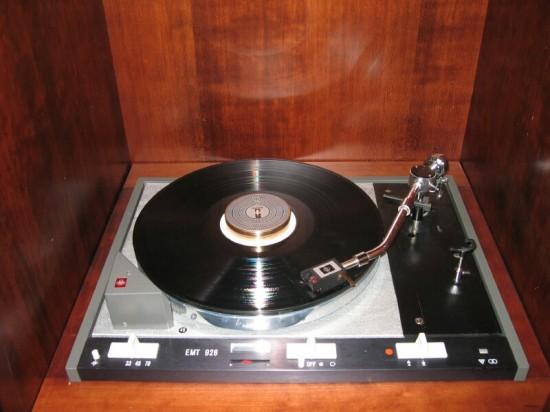 EMT 928 Audio Technica 1005-XSD