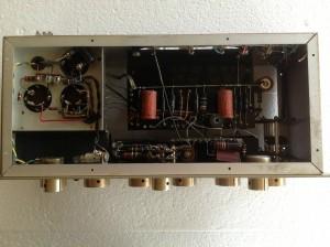 marantz model one inside