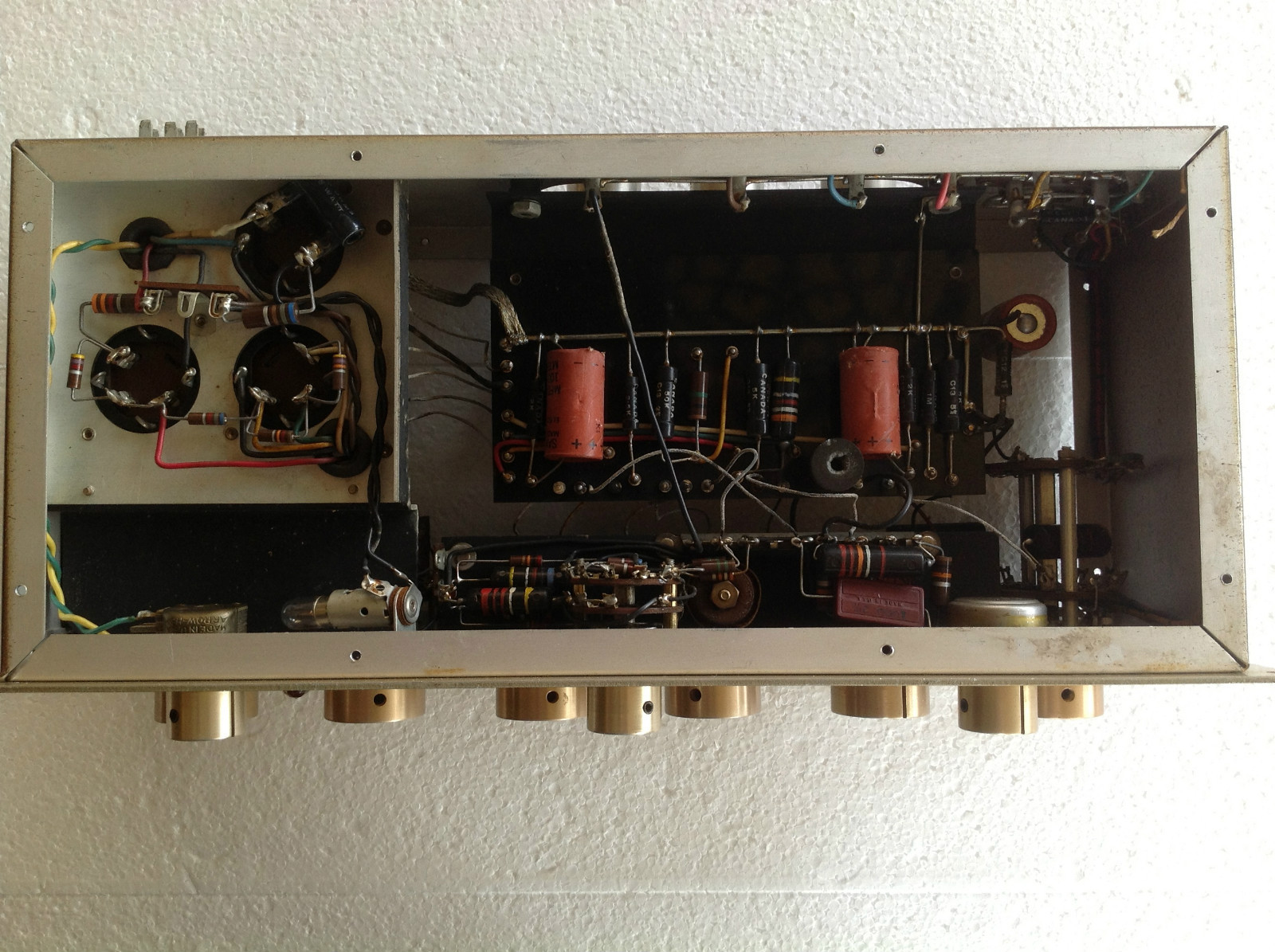 marantz model one inside