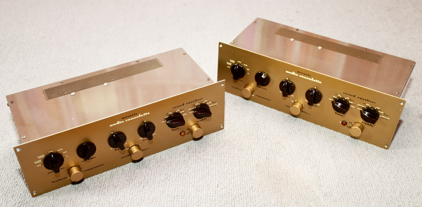 marantz model one protopype