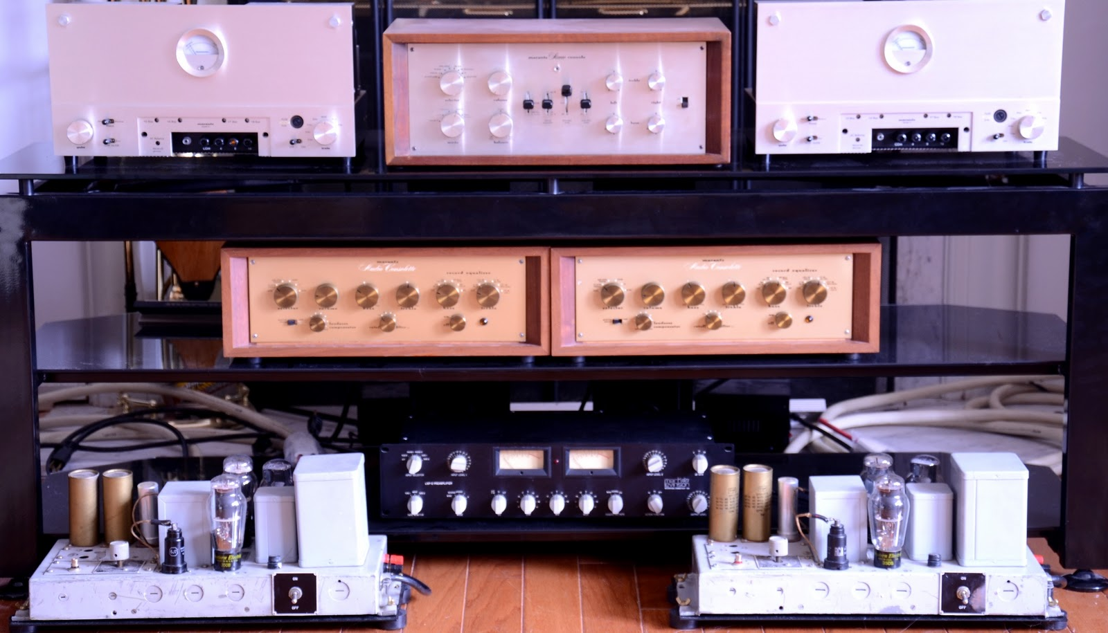 marantz model one system