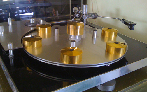 Transcriptor Hydraulic Ref 1 – Turntable 2