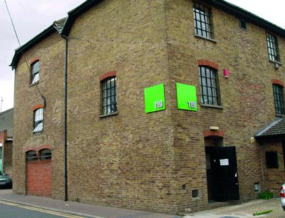 3-La prima fabbrica della Rega nell'Essex