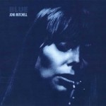 45Joni Mitchell-blue