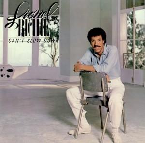 96-Lionel Richie – Can't Slow Down