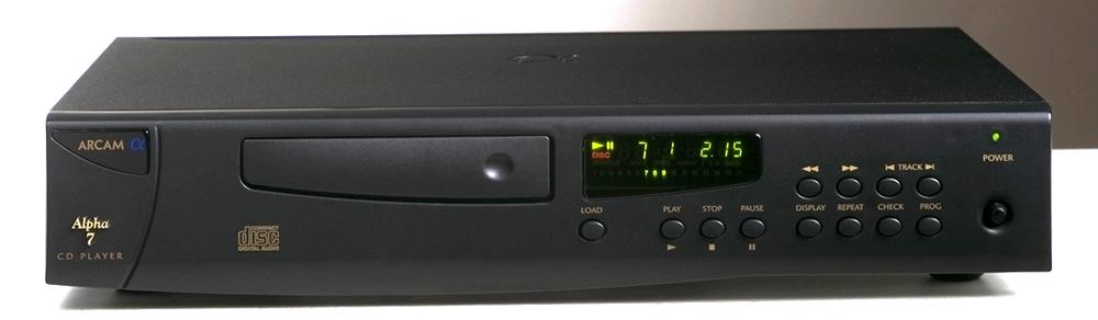 Arcam Alpha Series - 2001