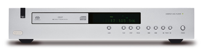 Arcam FMJ CD37 High-End Audiophile CD and Stereo SACD Player