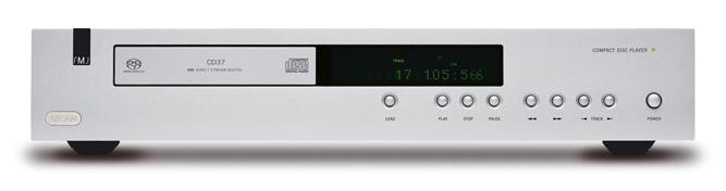 Arcam FMJ CD37 High-End Audiophile CD and Stereo SACD Player