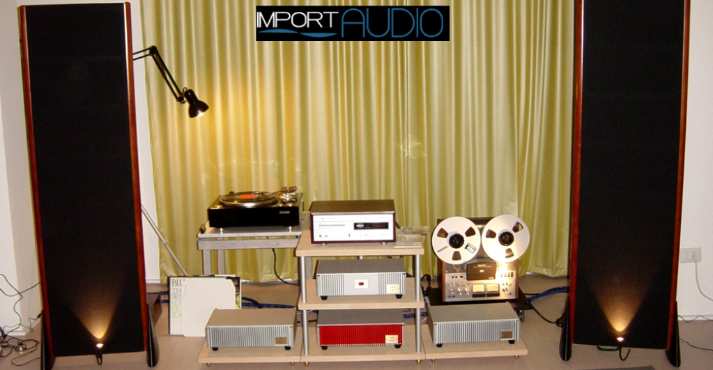 Import Audio foto di apertura logo nuovo