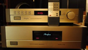 Accuphase C 11 + P 11 front 2