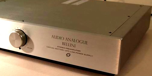 Audio Analogue bellini 5
