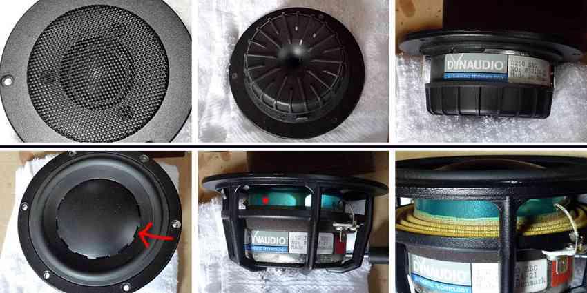 Chord LS5-12A componenti