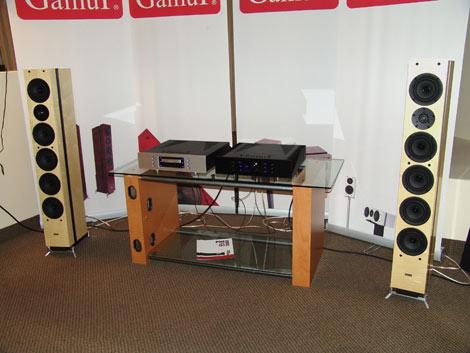 Gamut modello PHI 7 system