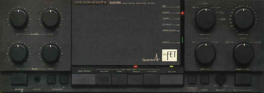 Marantz PM 84 front10