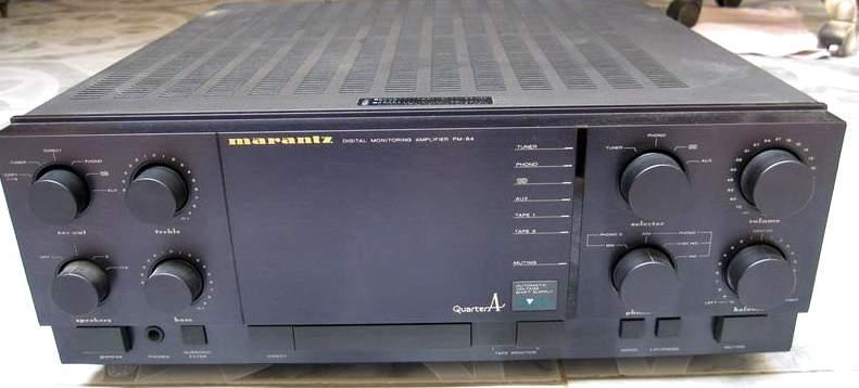 Marantz PM 84 front2