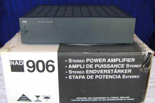 NAD 906 imballo 9