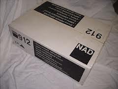 NAD 912 scatola