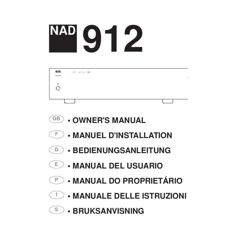 NAD 912