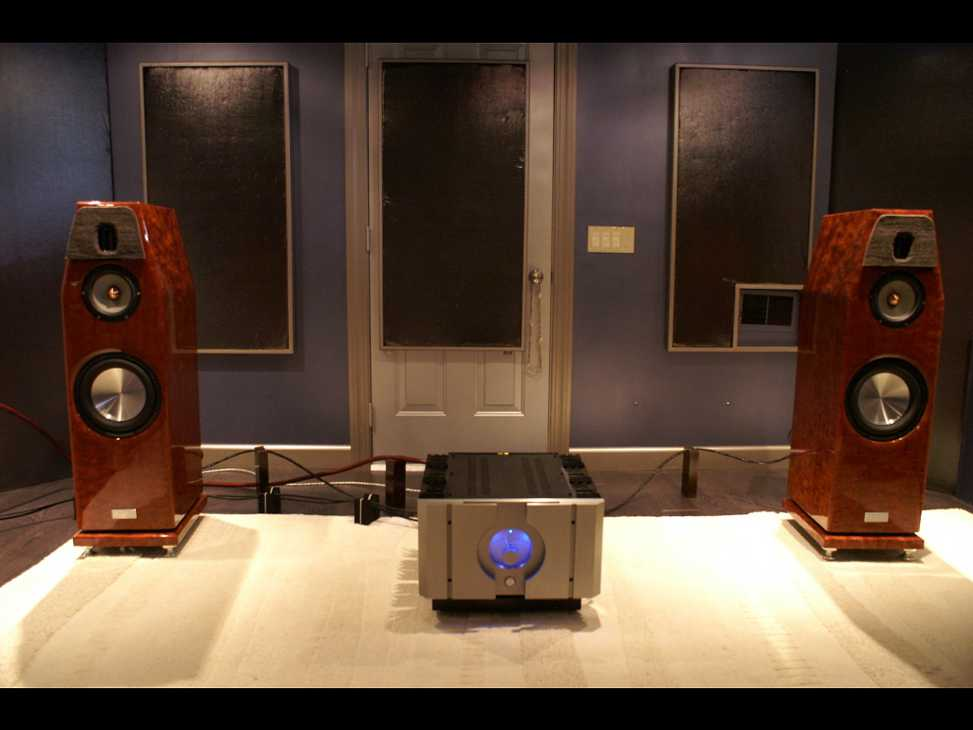 HIFi Time Review Pass Labs X350 5 - HIFi Time Review