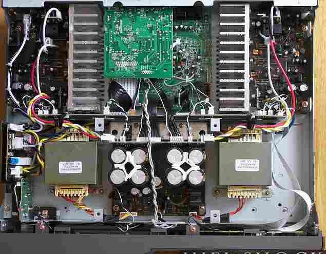 Pioneer A6J 7 inside