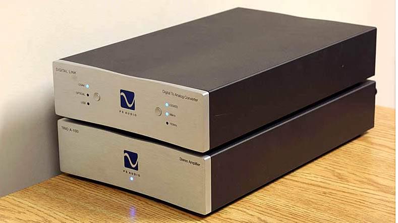 Ps Audio modello Trio A coppia