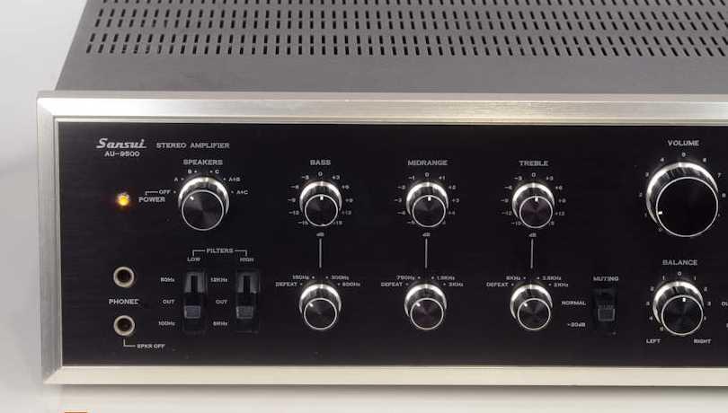 Sansui 9500 front11