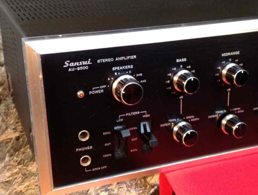 Sansui 9500 front6