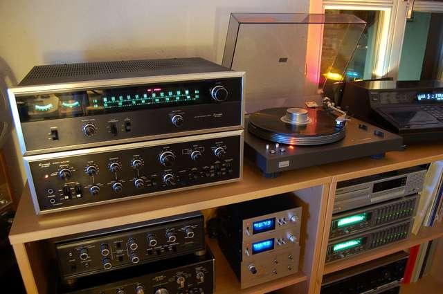 Sansui 9500 system