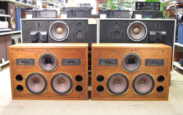 TANNOY Buckingham Prof. Monitor1