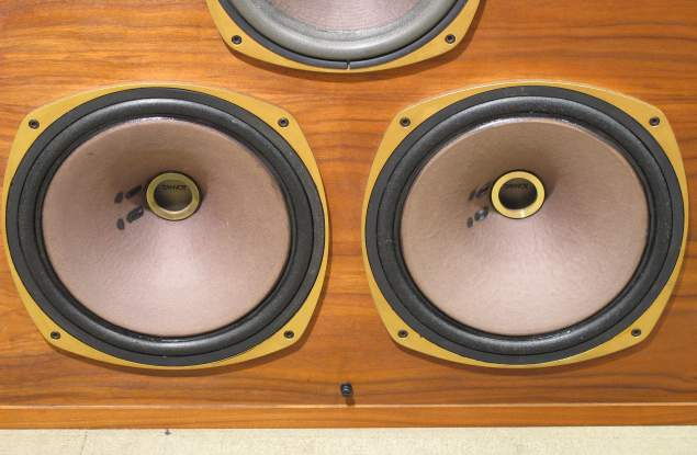 TANNOY Buckingham Prof. Monitor7