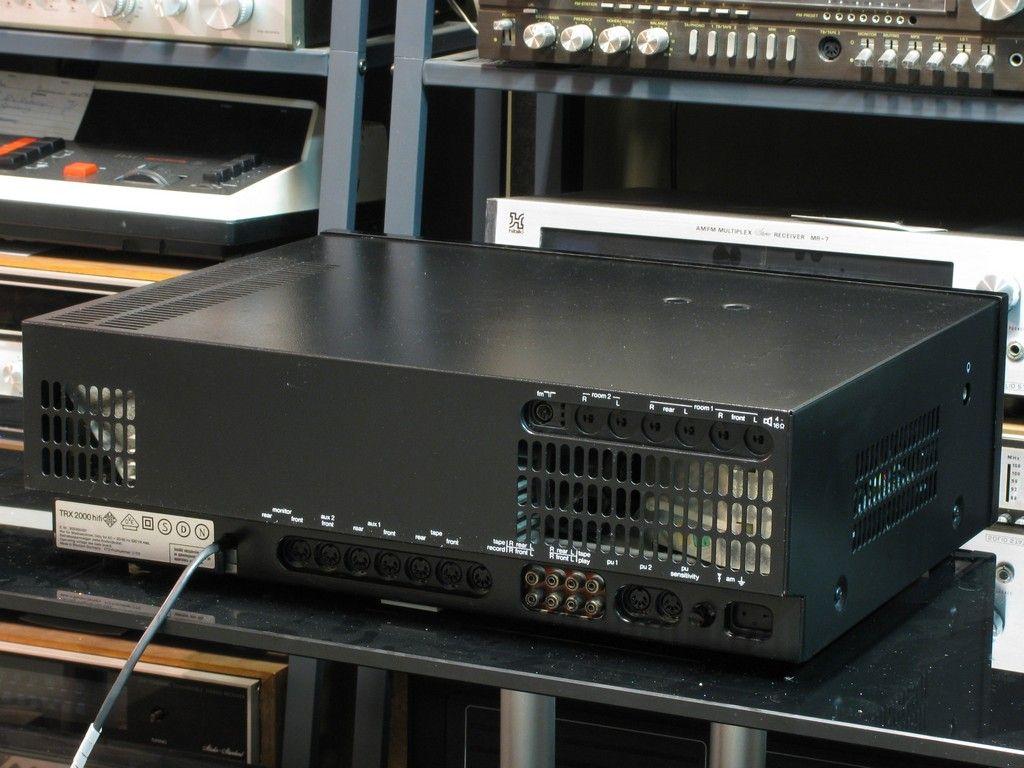 Telefunken Receiver trx 2000 1