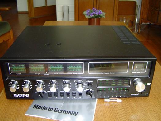 Telefunken Receiver trx 2000 6