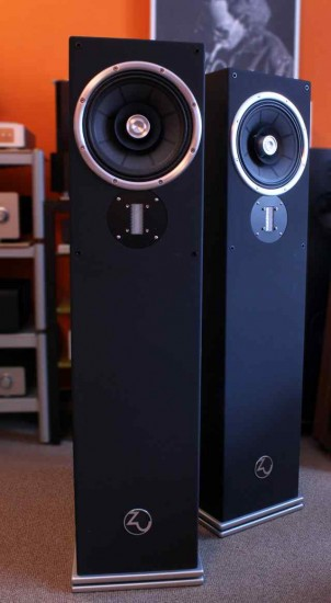 ZU AUDIO ESSENCE JET BLACK 10