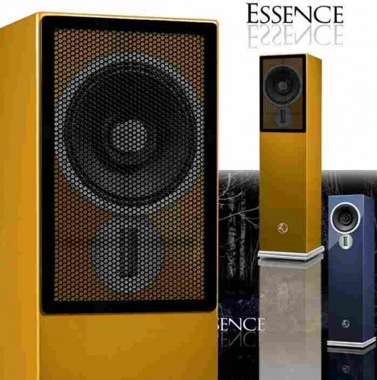 ZU AUDIO ESSENCE JET BLACK 4