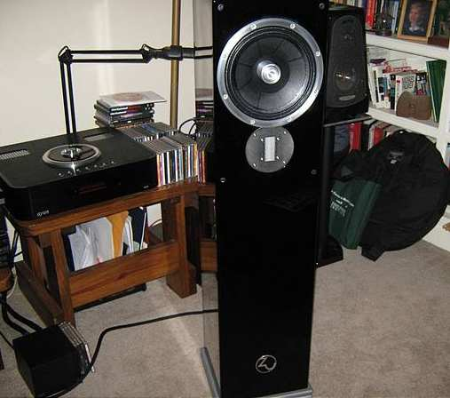 ZU AUDIO ESSENCE JET BLACK 7