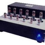 AUDION TRIO 3 CHANNEL AV POWER AMP