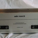Audio Research D 60-