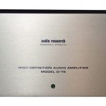 Audio Research D76 A-