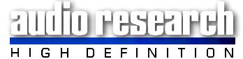 Audio Research-logo