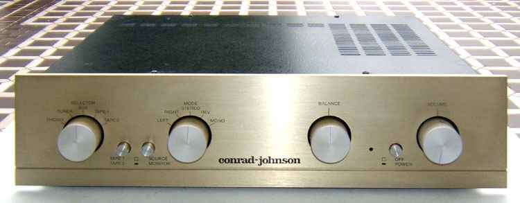 Conrad Johnson Pv5 Conrad Johnson Pv5