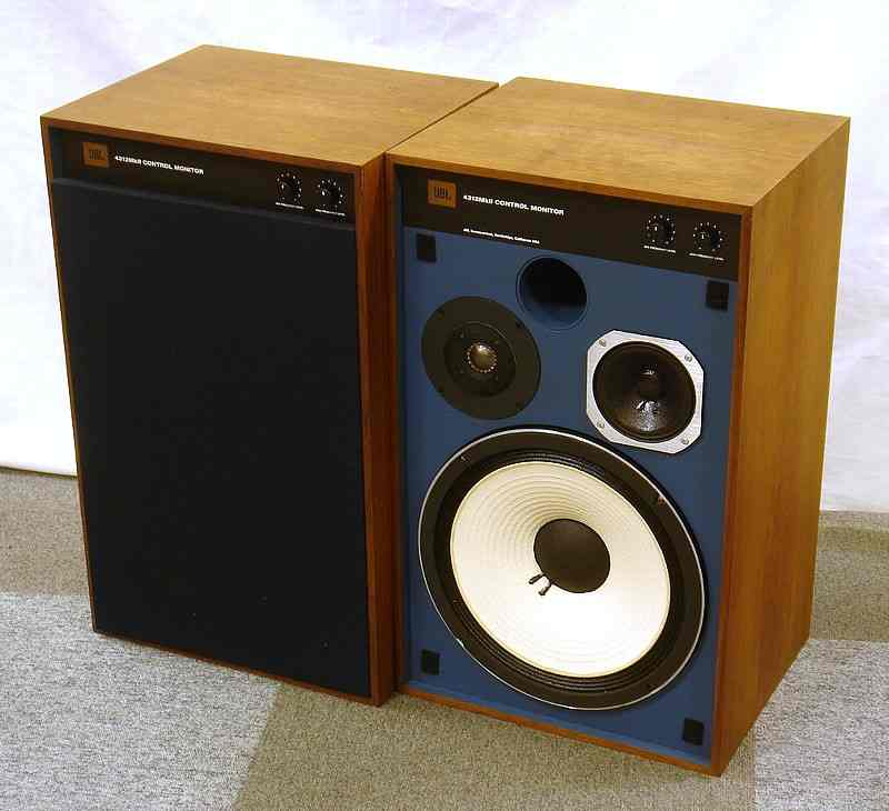 Acoustic Research Studio Monitor : Vintage hifi club jbl mkii control monitor