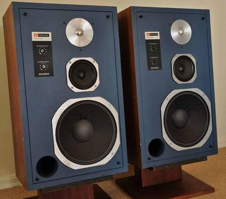 Acoustic Research Studio Monitor : Vintage hifi club jbl b control monitor
