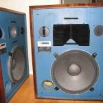 JBL 4333a studio monitor