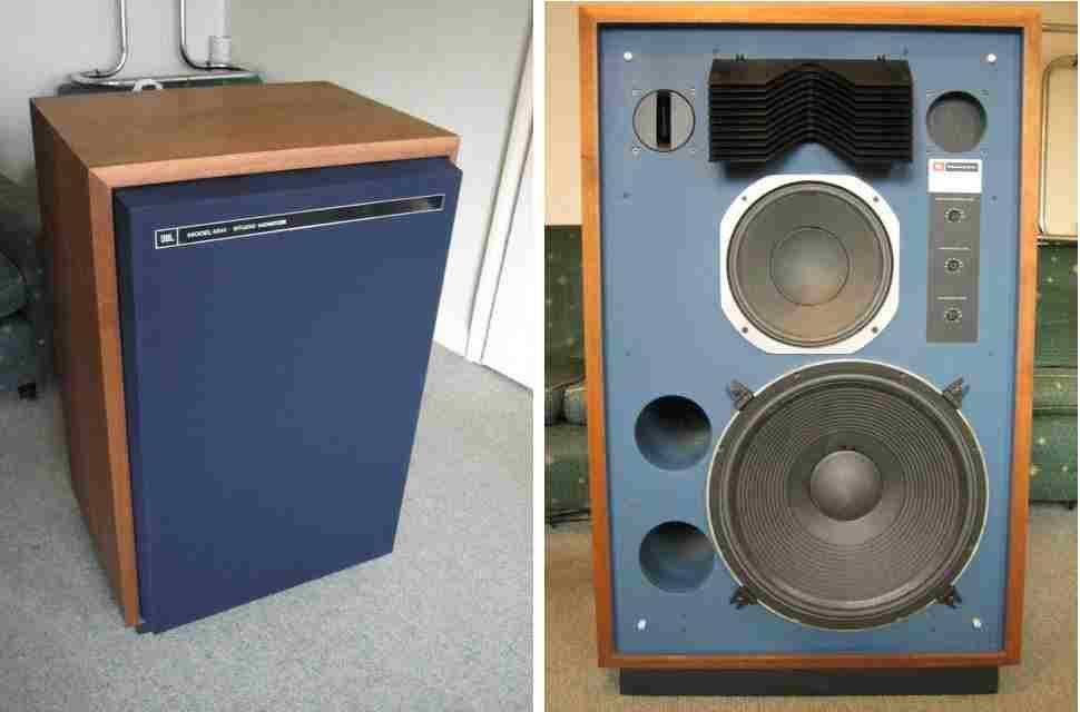 Acoustic Research Studio Monitor : Vintage hifi club jbl studio monitor