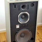 JBL 4343B Studio monitor