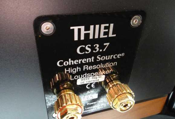 Thiel CS 3.75