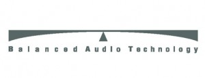 balanced audio technology logo