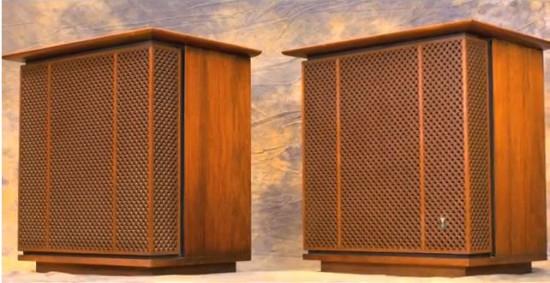 Casse JBL Apollo Vintage Loudspeakers