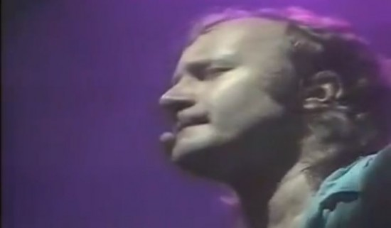 Rock Video  Eric Clapton&Phil Collins – In The Air Tonight-Live